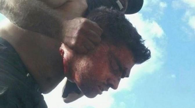 Le pilote de l'hélicoptère syrien abattu décapité