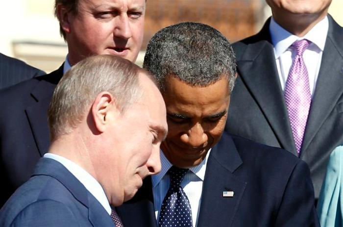 TÊTE À TÊTE ENTRE BARACK OBAMA ET VLADIMIR POUTINE SUR LA SYRIE EN MARGE DU G20