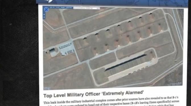 Les Etats-Unis transfèrent des ogives nucléaires à la Côte Est et se prépareraient pour la 3ème Guerre Mondiale