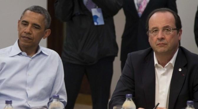 EXCLUSIF. Comment Hollande avait prévu de frapper la Syrie