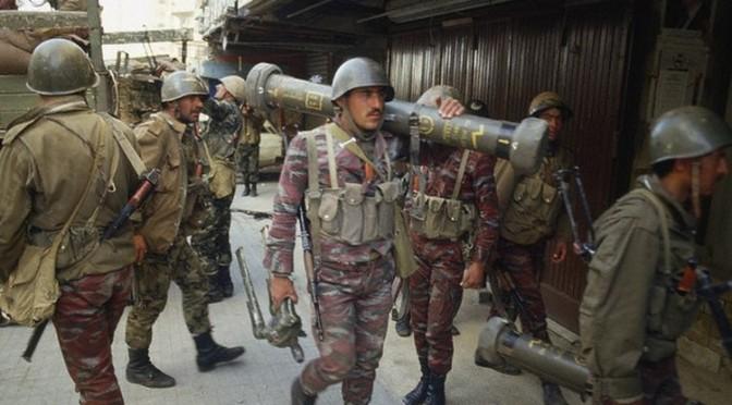 L'armée syrienne a la capacité de repousser les vagues de Tomahawks lancés par les américains. Partie 1/2