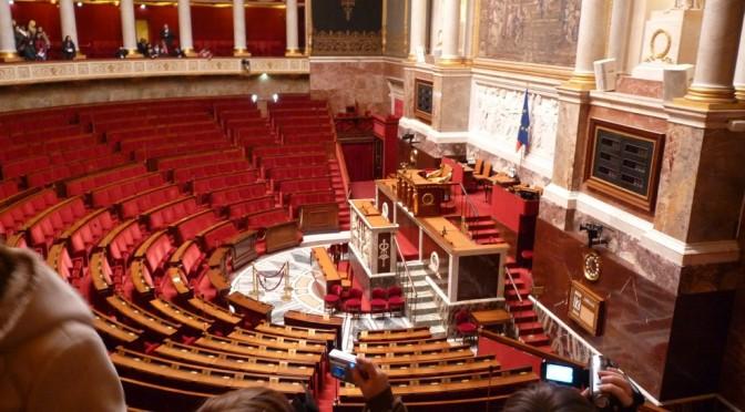 La France n'a même plus de parlement