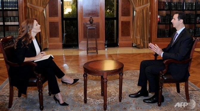 Al-Assad à Rai News 24 : On fera que la Syrie soit beaucoup mieux qu'avant