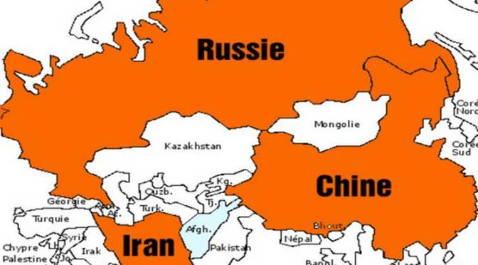 La montée irano-russo-chinoise : Est-ce vraiment une menace pour les Etats-Unis ?