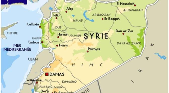 Syrie : De la guerre à la paix ?
