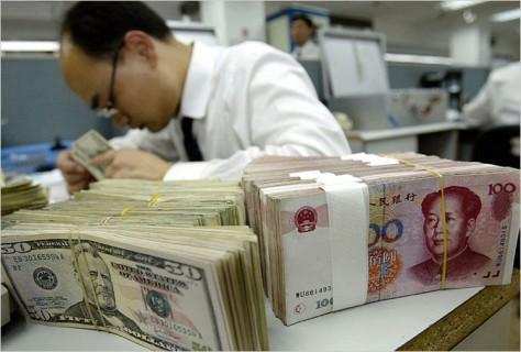 china_-_yuan_and_dollars