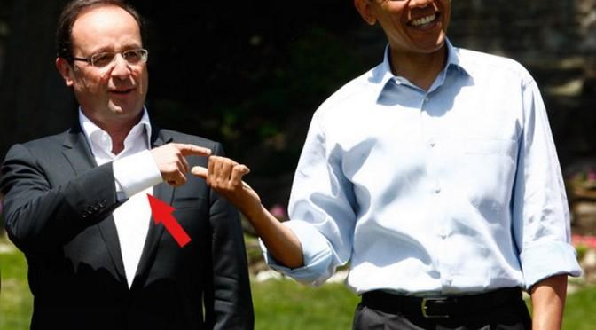 Syrie : les preuves que le duo Obama & Hollande ment effrontément