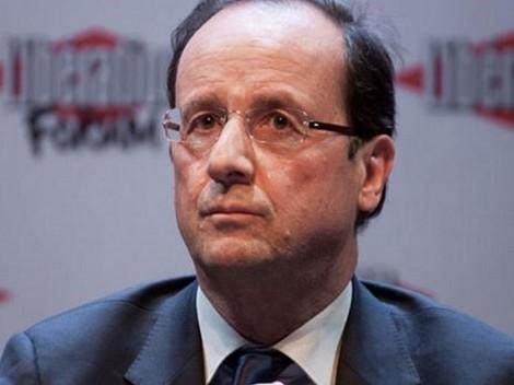 François Hollande a de l'ambition ! De la même façon que Tony Blair était le roquet de Georges Bush, il prétend aujourd'hui au rôle de roquet d'Obama…