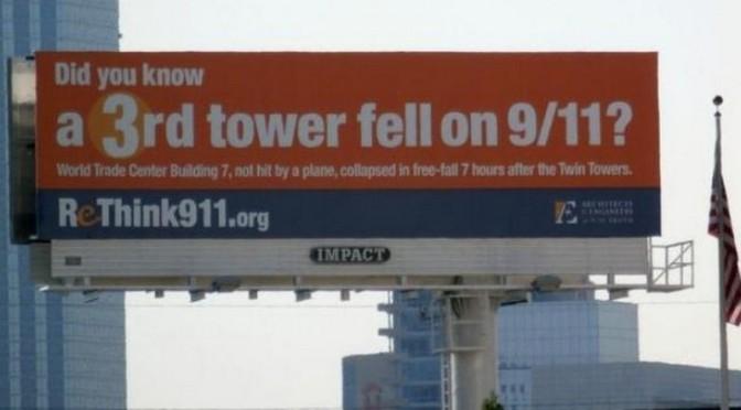 La moitié des Américains ont des  doutes sur le 9/11 et sont qualifiés de terroristes potentiels par le FBI