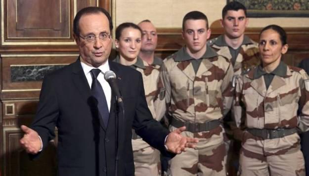 Hollande-Armée