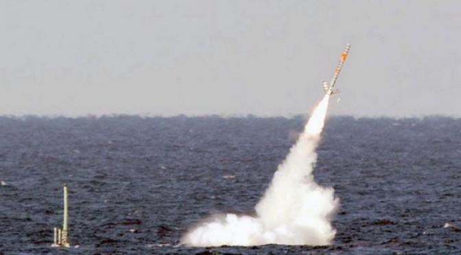 Les dessous du tir des deux missiles en Méditerranée