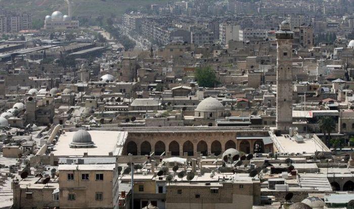 Great Umayyad mosque of Aleppo