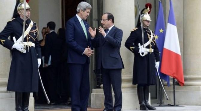 Hollande : Ma guerre, je veux ma guerre !