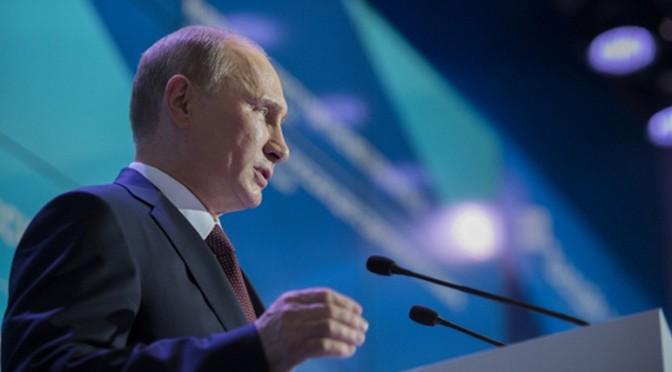 Poutine ouvre le débat sur l'arme nucléaire israélienne