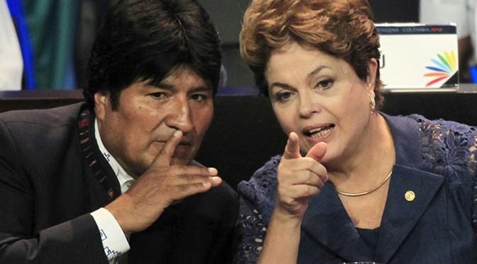 L'influence américaine en Amérique latine en chute libre