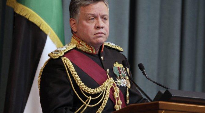Abdallah de Jordanie, le facteur de l'Occident