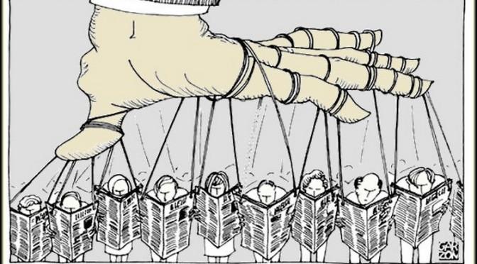 Comment manipuler l'opinion en démocratie – [Vidéo + Pdf]