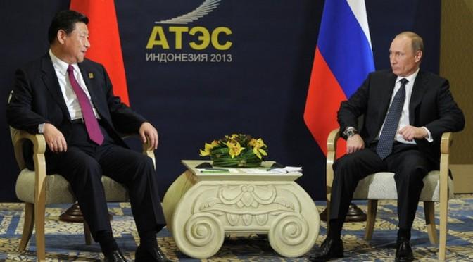 Poutine, Xi discutent de coopération technologique militaire
