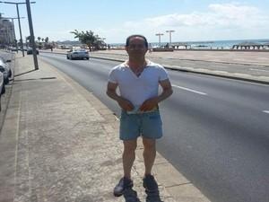 Alex Manes alias Ali Mansouri