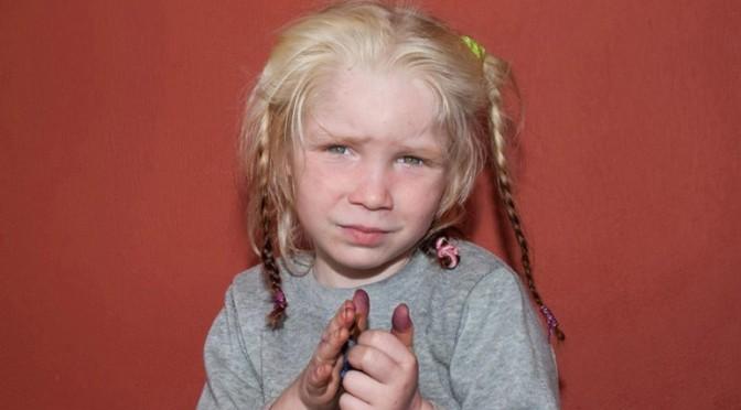 On a retrouvé les parents de « l'ange blond » en  Bulgarie