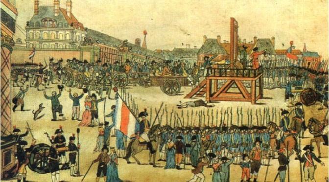 Robespierre, un caillou dans la chaussure