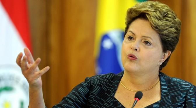 Le Brésil accueillera  le sommet mondial de l'internet dans la lutte en cours contre la surveillance de la NSA