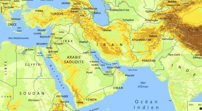 Syrie-Iran-Arabie. Nouvel ordre mondial