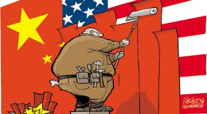 Chine/Etats-Unis : le duel tourne à l'affrontement monétaire