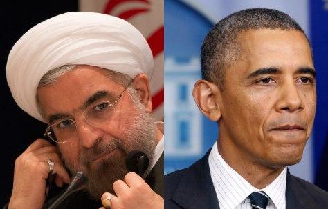 Hassan-Rohani-et-Barack-Obama