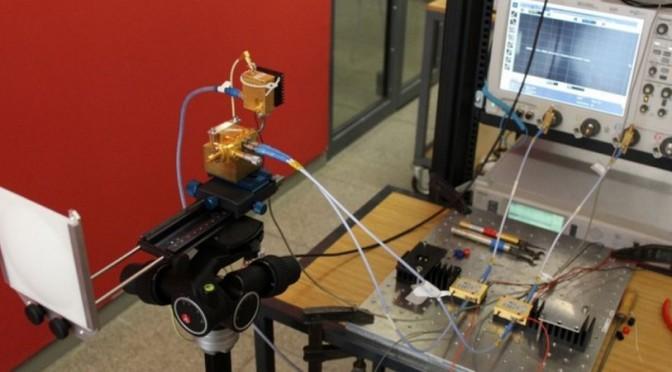 100 Gigabits/seconde ! Le réseau sans fil le plus rapide au monde
