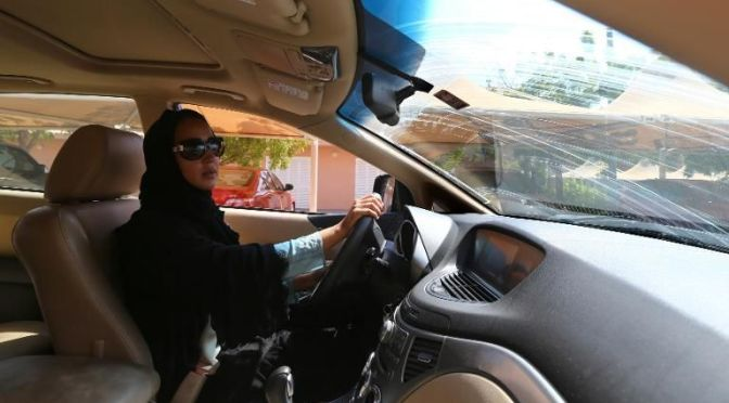 » No Woman, No Drive «, le tube de Bob Marley version saoudienne