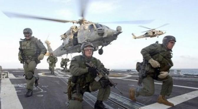 L'Afrique, nouveau terrain de jeu des Navy Seals