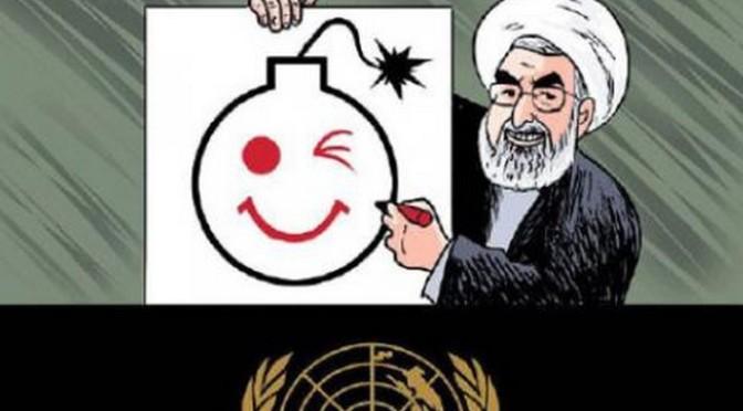 Discours à l'ONU de Netanyahu : Un discours de sociopathe?  Pepe Escobar