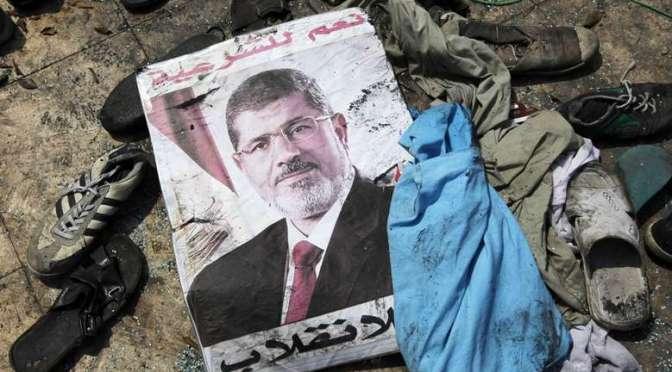 Pour une relecture complète des évènements en Égypte