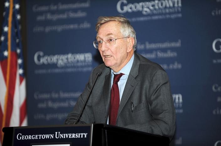 Seymour Hersh, le journaliste d'enquête N° 1 aux Etats-Unis