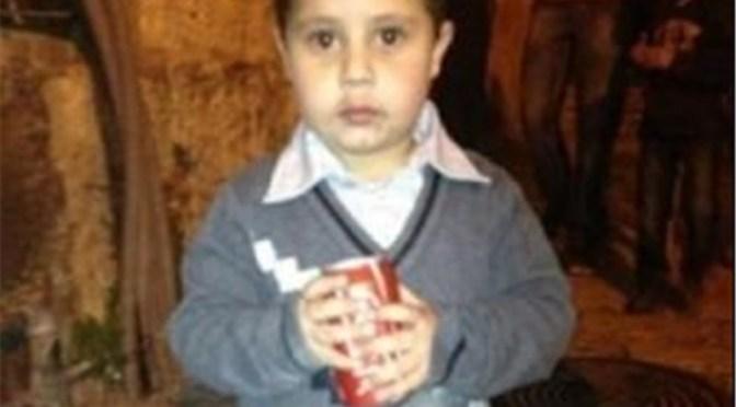 Un enfant de 4 ans terrorise les colons Israéliens !!!
