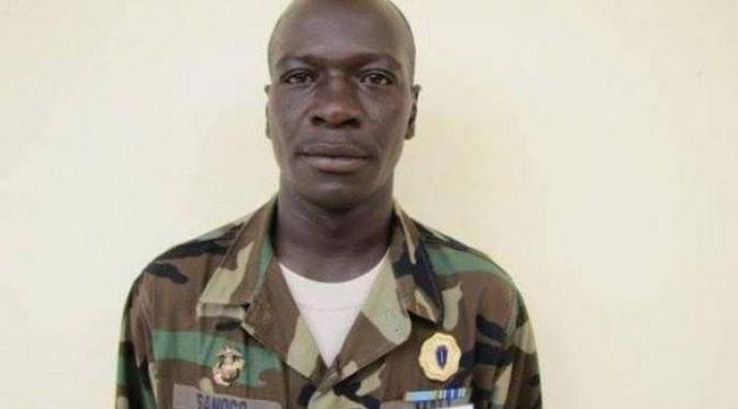 Règlement de comptes au Mali : le général Sanogo arrêté et écroué