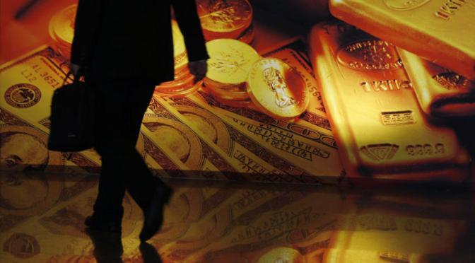 La Chine veut devenir un géant mondial de l'or