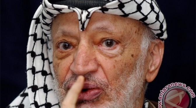 Pourquoi Israël a assassiné Arafat