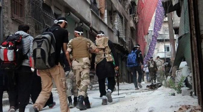 Quatre membres d'une filière vers la Syrie interpellés en France