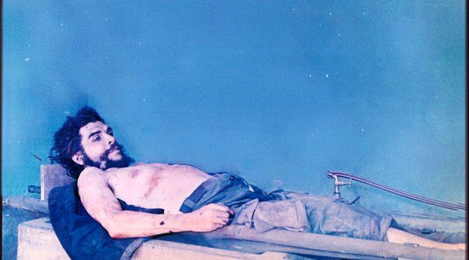 Moi Mario Terán, j'ai tué le Che