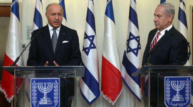 Laurent Fabius : nouveau Ministre des Affaires Etrangères d'Israël ?