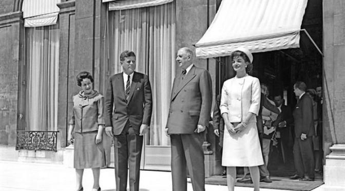 L'assassinat de John Kennedy vu par le Général De Gaulle