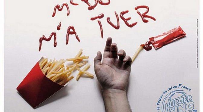 ALIMENTATION: Les dessous des fast-foods