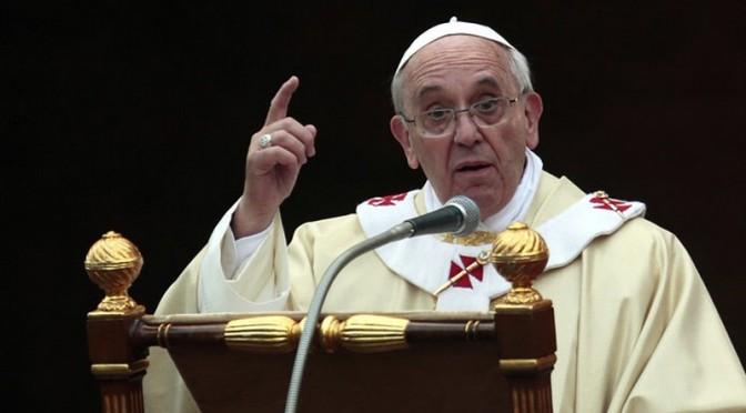 «Ne pas partager la richesse avec les pauvres c'est du vol»: le pape voit le capitalisme comme une «nouvelle tyrannie»