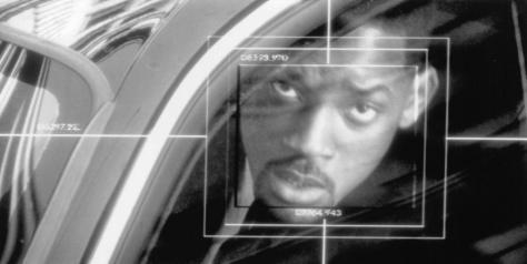 "Will Smith dans le film ""Ennemi d'Etat"""