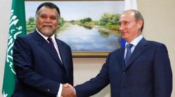 Bandar Sultan prêt à partir pour la Russie pour …