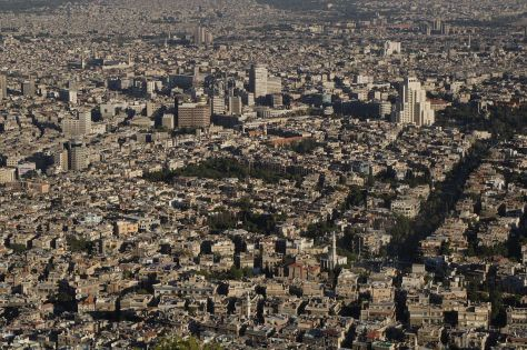 Damas, la plus vieille ville habitée du monde