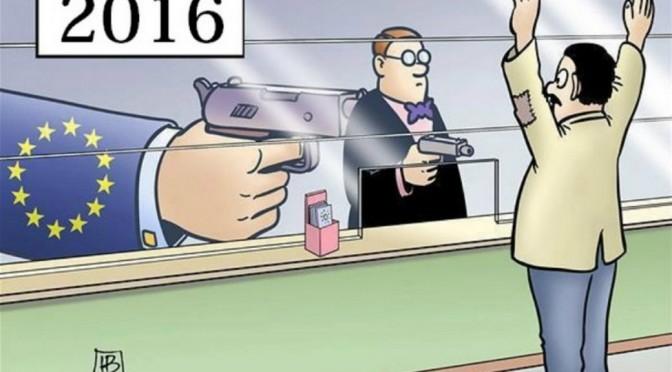 En cas de crise, les banques pourront prélever de l'argent sur vos comptes