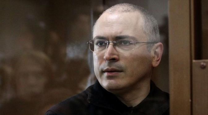 Qui est Mikhaïl Khodorkovski ?
